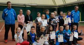 Grali tenisiści ze Szczecinka
