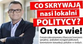 Co skrywają nasi lokalni politycy? On to wie!