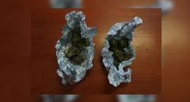 Zatrzymany za 80 gramów marihuany