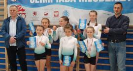 Młodzi akrobaci konkurowali w Szczecinku. Pierwsza część Wojewódzkiej Olimpiady Młodzieży
