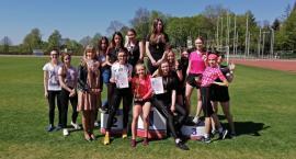Dziewczyny z I LO ponownie najlepsze w Szkolnej Lidze Lekkoatletycznej