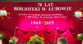 Jubileusz 70-lecia biblioteki w Łubowie