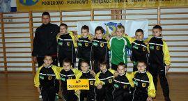 AP Szczecinek wygrywa w Rewalu