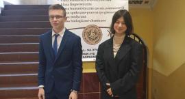 Sukcesy uczniów I LO na Wojewódzkim Konkursie Biologicznym