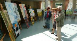 Borne Sulinowo: Galeria na korytarzach