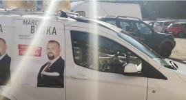 Dwie sprawy, jedno wykroczenie. Marcin Bedka ponownie ukarany na wniosek straży miejskiej.