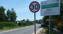 Odnowiona droga w Turowie droga oficjalnie uruchomiona