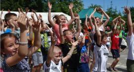 Młodzi legioniści i ich wyjątkowy Dzień Dziecka w Szczecinku