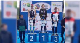 Antoni Borys najlepszy na Pucharze Polski w triathlonie