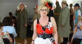 Stylowa seniorka. Niezwykły pokaz mody w Bornem Sulinowie