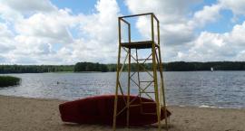 W Szczecinku rusza sezon kąpielowy. Plaża wojskowa zamknięta