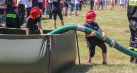 Zawody strażaków ochotników. Zastępy OSP rywalizowały w Drężnie