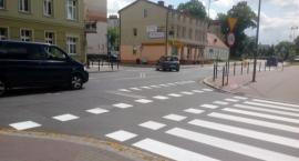 Przejście dla pieszych to nie przejazd. Policja wyczula rowerzystów