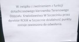 Kiedy punkt krwiodawstwa w Szczecinku zostanie otwarty? Krzysztof Lis: Dopinają sprawę kontraktu