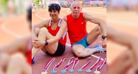 Medale na Mistrzostwach Polski Masters w lekkiej atletyce