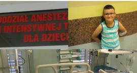 Córka pani Ewy wygrała z białaczką. A teraz o życie walczy jej 8-letni syn, Dominik