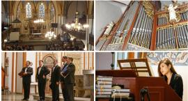 Najpiękniejsze utwory muzyki organowej zabrzmiały w Szczecinku. Wystąpili Hsiao-yi Yu i Anima