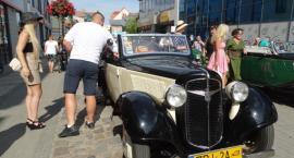 Jubileuszowe Dixie Rajd Old Mobile! Zabytkowe auta i jazz na ulicach Szczecinka