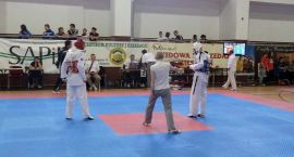 Borne Sulinowo: Mistrzostwa Polski w Taekwondo Olimpijskim (aktualizacja foto)
