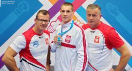 Bartłomiej Mienciuk został wicemistrzem Europy!