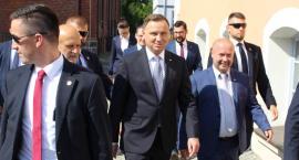 Rachunki za wizytę Prezydenta RP w Szczecinku. Doszło kolejne 7 tysięcy od przedsiębiorcy [aktualizacja]