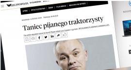 """Taniec pijanego traktorzysty. Na przykładzie Szczecinka o podziale Polski w """"Rzeczpospolitej"""""""