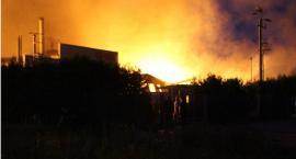 Pożar w Opaku. 1200 złotych jednorazowego wsparcia dla każdego pracownika zameldowanego w Szczecinku