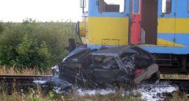 Tragedia na przejeździe koło Brzostowa
