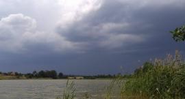 Ostrzeżenie przed burzami i gradem