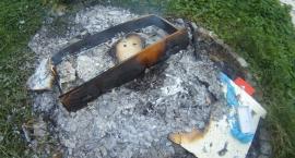 Na Gdańskiej smród nie do wytrzymania. Sąsiad palił meble