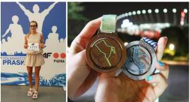 Warszawa: Biegacze ze Szczecinka wystartowali na Nocnym Półmaratonie