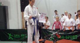 Mistrzostwa  młodych  karateków