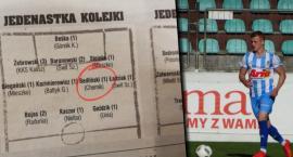 Mariusz Bedliński, były zawodnik MKP, w najlepszej jedenastce weekendu