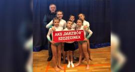 Szczecinecka akrobatka zdobyła srebrny medal w Zielonej Górze