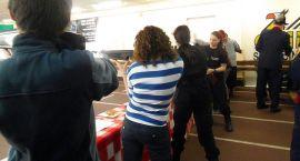 Turniej strzelecki w hali Ślusarnia