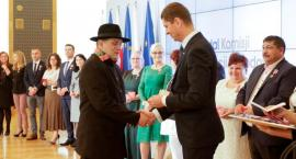 Bogdan Trojanek z Medalem Komisji Edukacji Narodowej