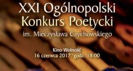 XXI Ogólnopolski Konkurs Poetycki im. Mieczysława Czychowskiego