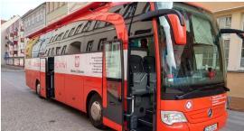 W tym autobusie każdy będzie mógł oddać krew. Już w niedzielę!