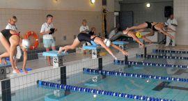 Mastersi pływali w Szczecinku