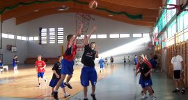 Grand Prix w Trio Basket