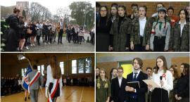 101. rocznica odzyskania przez Polskę Niepodległości. Młodzież ze Szczecinka pamięta