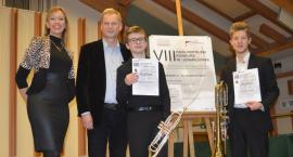Dawid i Wojciech najlepsi w Krakowie! Kolejny sukces Szkoły Muzycznej w Szczecinku
