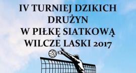 IV Turniej Dzikich Drużyn w Piłkę Siatkową Wilcze Laski 2017 – zaproszenie