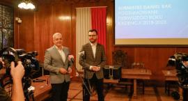 Daniel Rak podsumował miniony rok. A jak nowego burmistrza Szczecinka oceniają mieszkańcy?