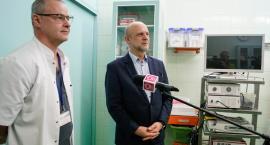 Nowoczesny histeroskop dla szpitala
