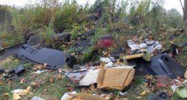 Mechanik śmieci wyrzucał, ale nie do śmietnika