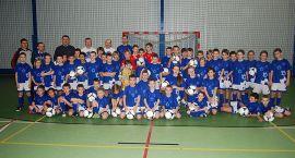 Trening szkółek piłkarskich Nivea
