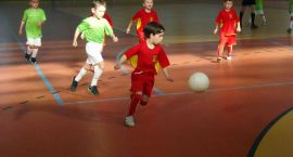 Akademia Cup 2013 dla najmłodszych