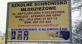 Szczecinek bez schronisk turystycznych?
