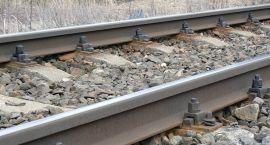 Ukradli 40 metrów szyn kolejowych